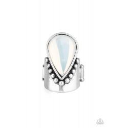 Paparazzi Opal Mist - White...