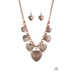 Paparazzi Love Lockets -...