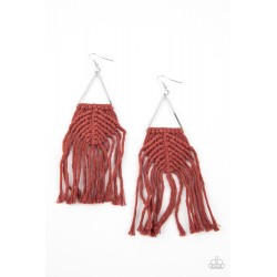 Paparazzi Macrame Jungle -...